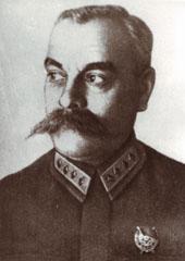 Начальник Генерального штаба Каменев Сергей Сергеевич