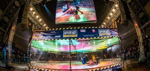 Чемпионат боевых роботов